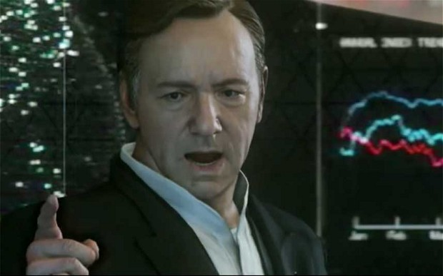 Virtual Kevin Spacey
