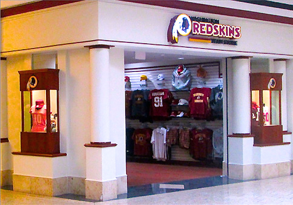 Redskins Team Store