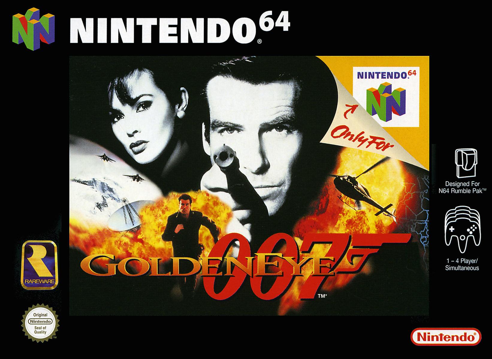 Goldeneye 007 - N64
