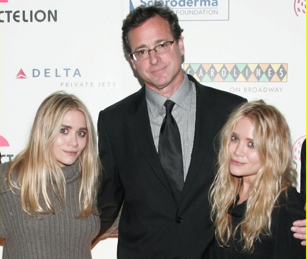 Saget and Olsen Twins