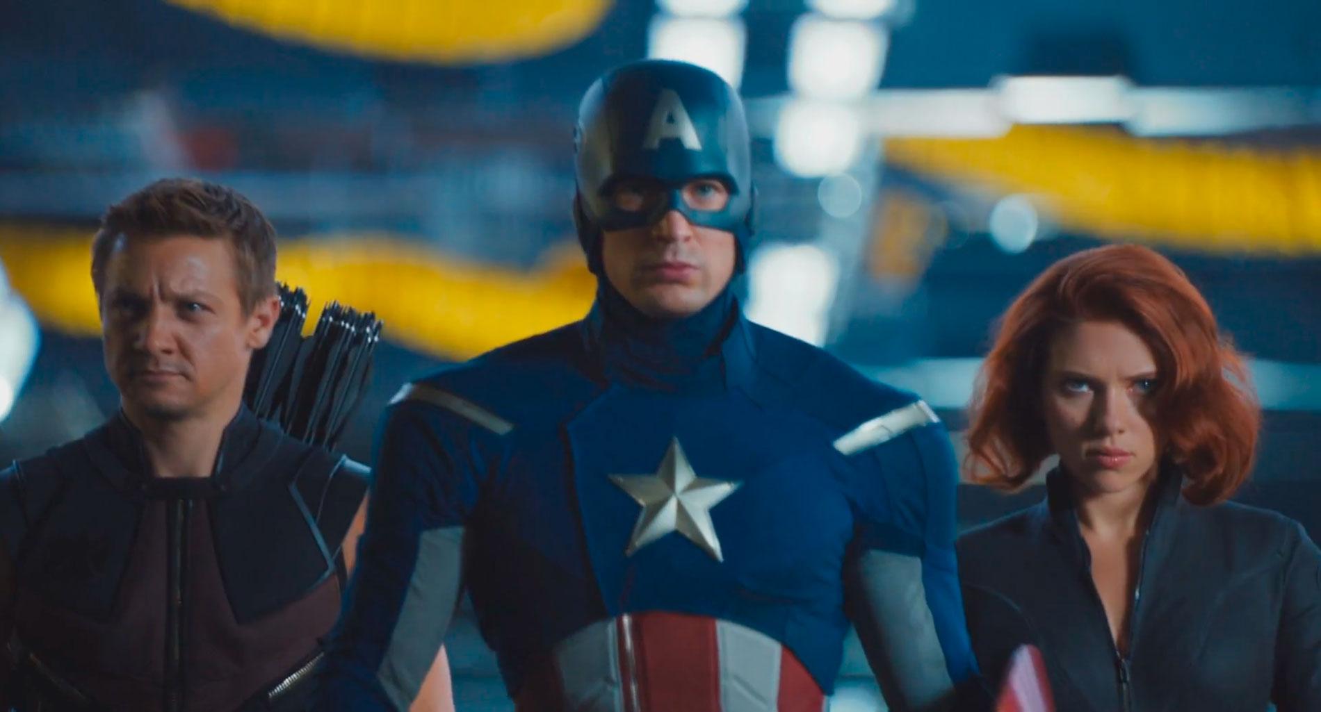 Hawkeye Cap Widow