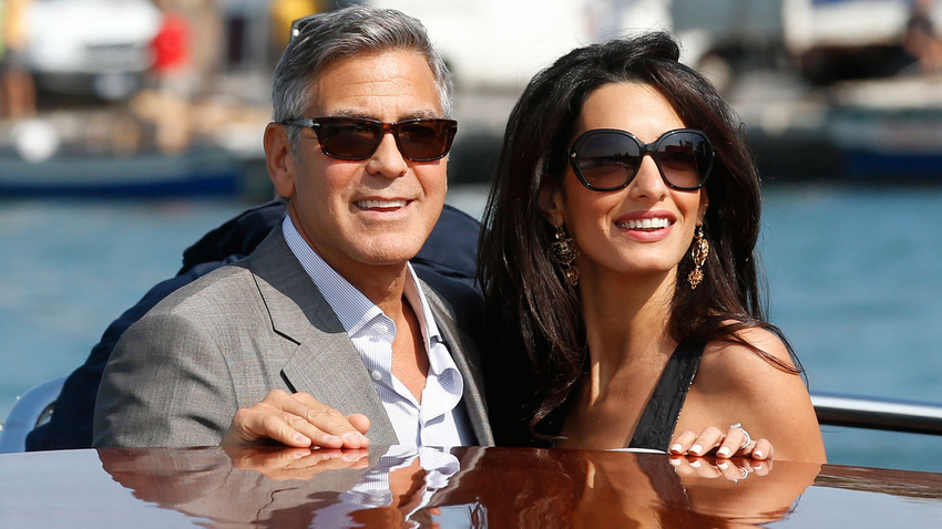 Clooney Alamuddin