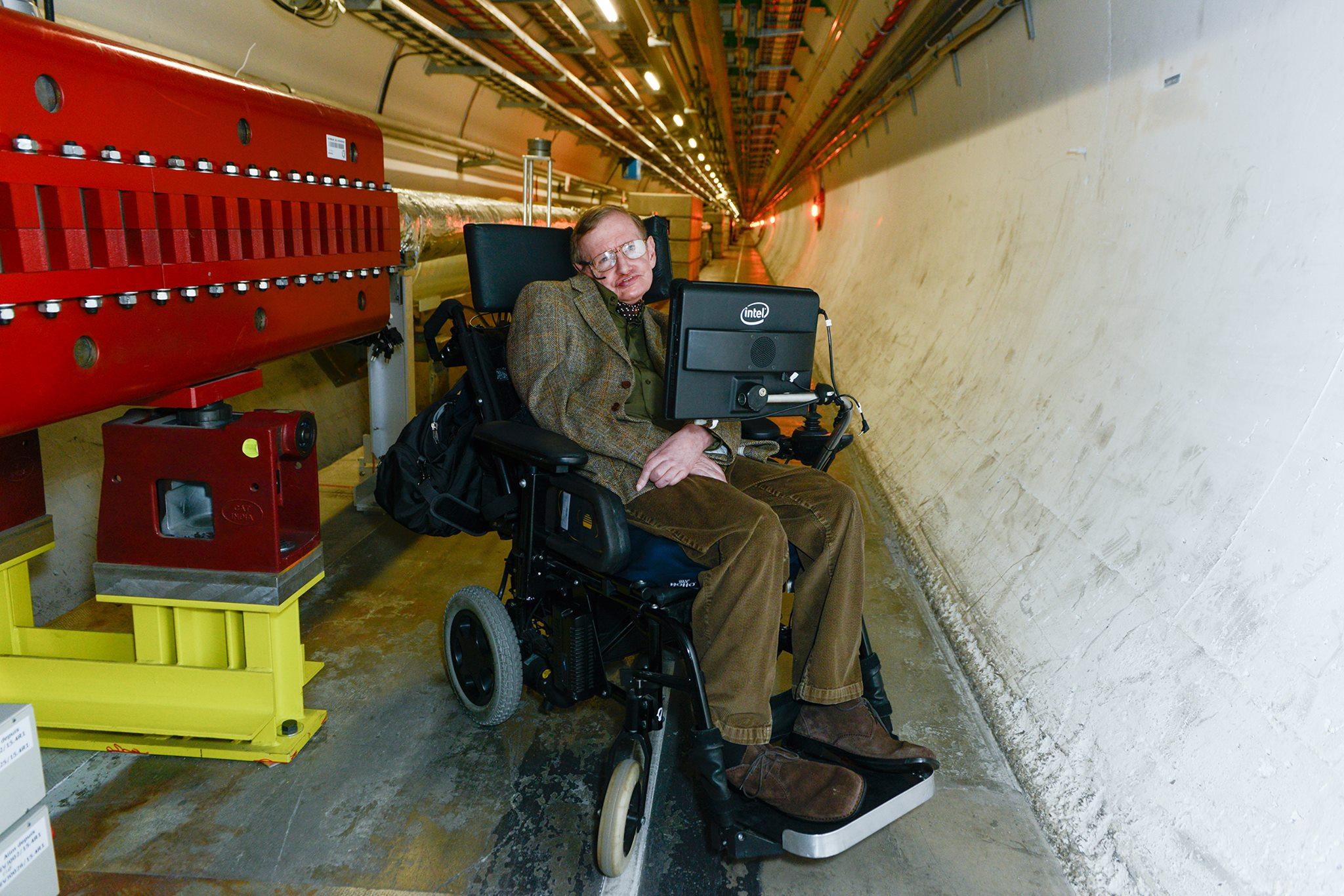 Hawking Accelerator