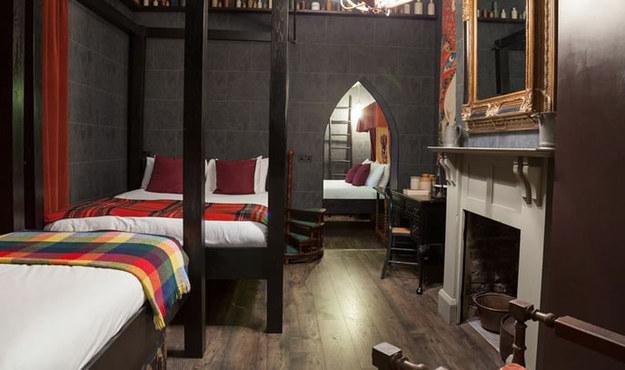 Hogwarts Suites