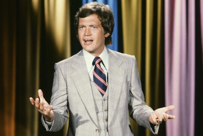 Letterman on Carson