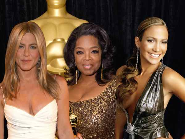 Aniston Oprah JLo