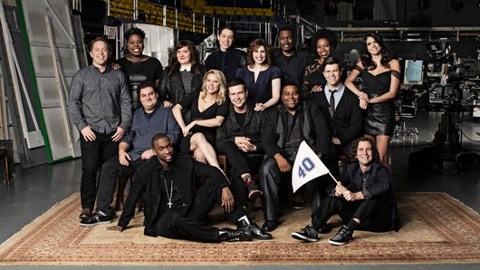 SNL - Season 40 cast