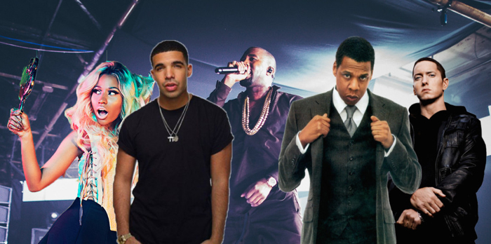 The Web's Top Rappers
