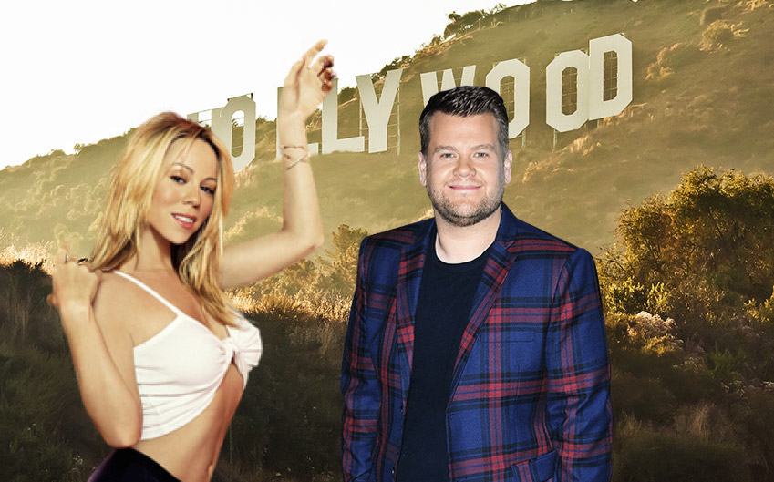 Corden and Carey
