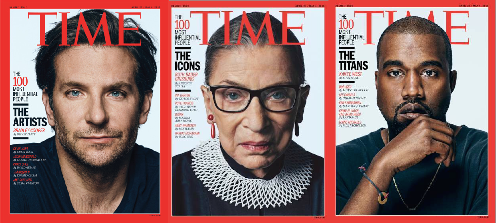 Time 100 2015