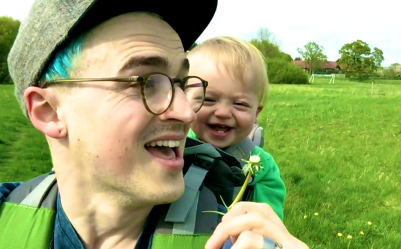 Tom and Buzz Fletcher