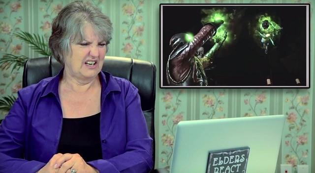 Elders React