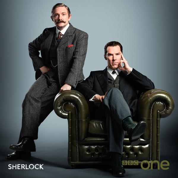 Sherlock one-off
