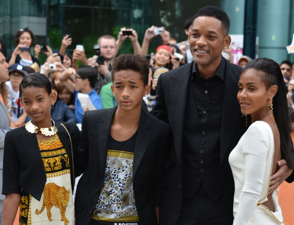 Will Jada and Kids