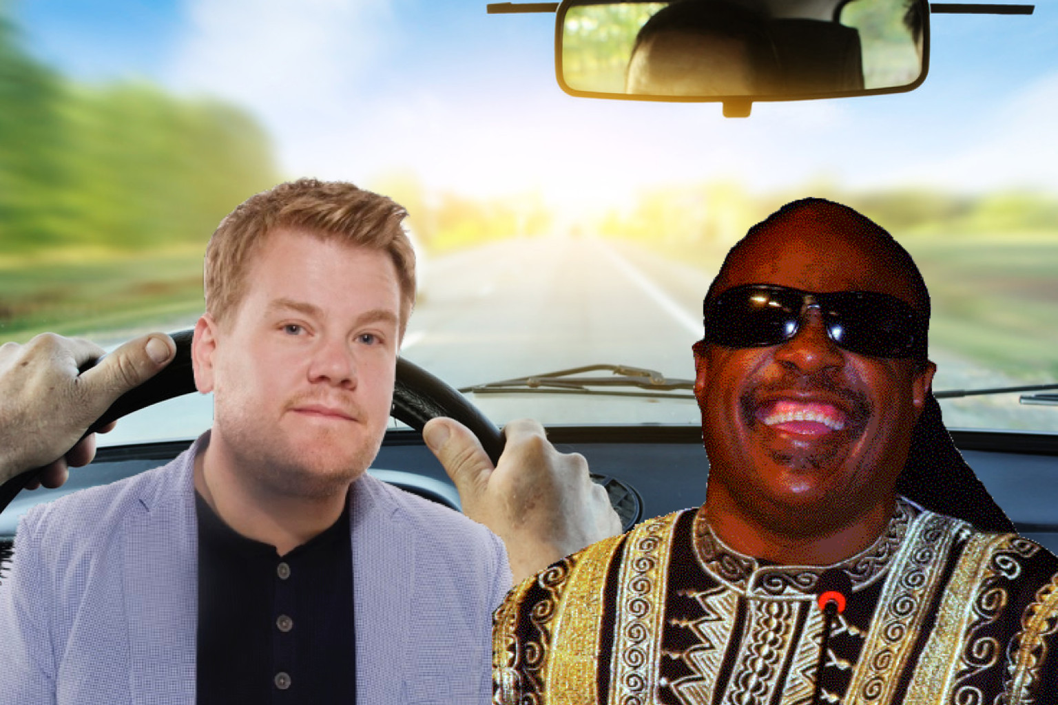 Corden and Wonder