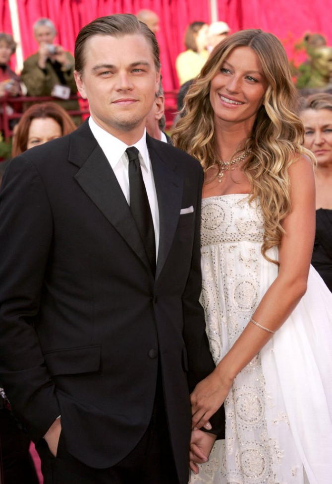 A Not-So-Brief History of All the Ladies Leonardo DiCaprio Has Dated
