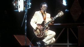 Chuck Berry's Friend Says Forthcoming Album Is 'Sensational'
