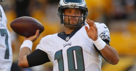 Eagles release QB Chase Daniel a year after signing him to $21 million deal