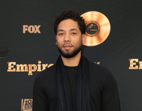 """Empire"" Star Jussie Smollett Aint Feeling The Trump Administration"