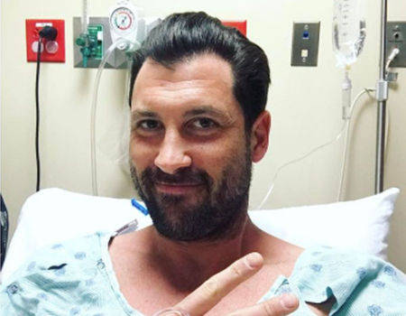 "Maksim Chmerkovskiy: ""I Want to Come Back and Win"" Dancing With the Stars After Calf Injury"