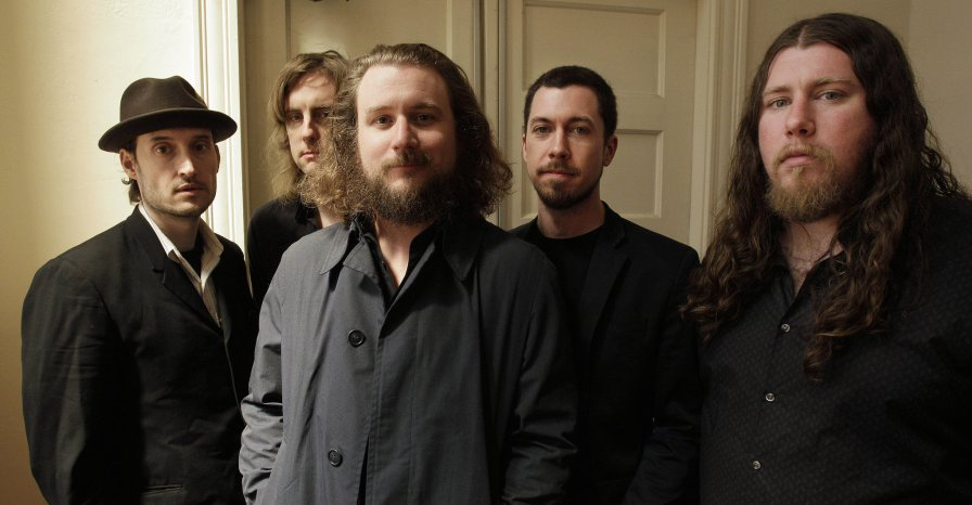 My Morning Jacket go on tour, just because they feel like it, okay?
