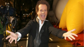 Richard Simmons Might Be Missed, but He's Not Missing