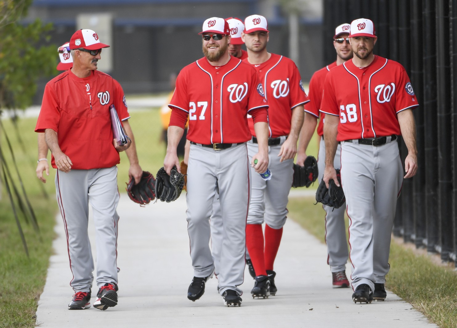 The Nationals' roster isn't perfect, but there is plenty of time for improvement