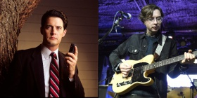 "Watch Kyle MacLachlan Introduce Real Estate at SXSW's ""Twin Peaks"" Lodge"