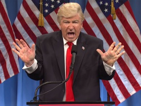 Why Alec Baldwin Nearly Passed on Playing Donald Trump on Saturday Night Live