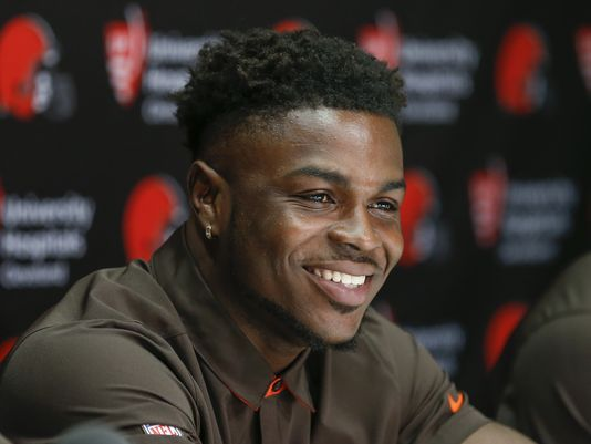 Browns follow miserable, 1-win season with solid draft