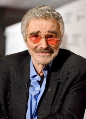 Burt Reynolds, 81, Makes Rare Public Appearance While Promoting New Film
