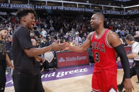 Chicago Bulls Clinch Playoff Berth with Win over Nets
