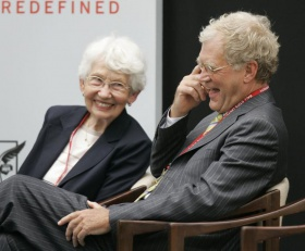 David Letterman remembers mom Dorothy Mengering in touching eulogy