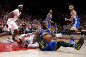 Five observations from the Warriors' Game 3 win in Portland