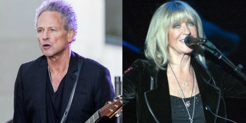 Fleetwood Mac's Lindsey Buckingham And Christine McVie Detail New Album, Announce Tour