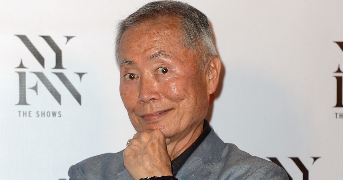 George Takei Is Not Running For Congress, But His April Fool's Joke Includes An Important Endorsement