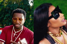 "Gucci Mane and Nicki Minaj's Awkward ""Make Love"" Video Doesn't Need to Exist"