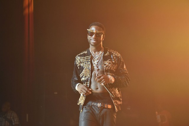 "Gucci Mane Does the Flute Rap Thing Well on New Song ""Coachella"""
