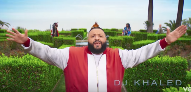 """I'm the One"" Shows DJ Khaled Will Never Stop Having Fun"