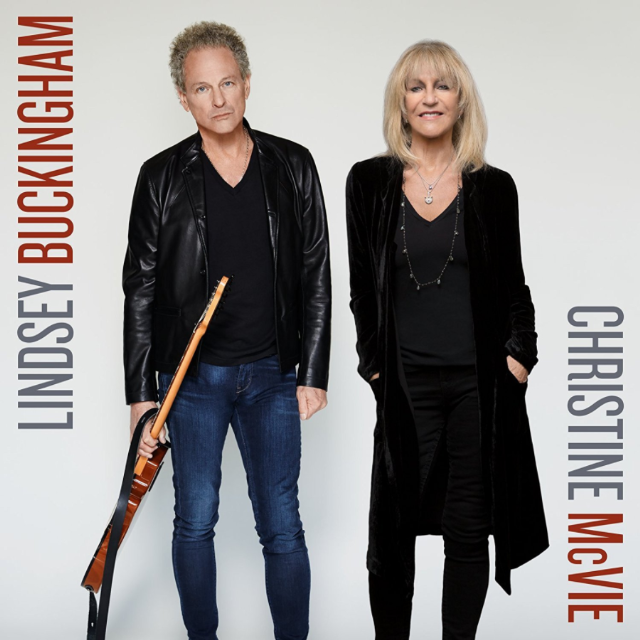 "Lindsey Buckingham & Christine McVie – ""In My World"""