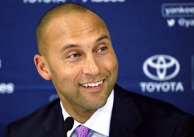 MLB notebook: Jeter, Jeb Bush join forces in effort to buy Marlins