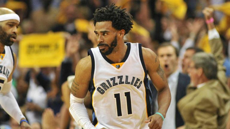 NBA Playoffs: Conley's Grizzlies survive Kawhi's takeover for signature win vs. Spurs