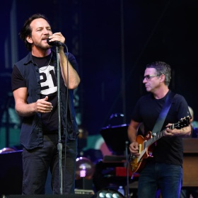 Pearl Jam, Rush, Journey Members Cover Neil Young at Rock Hall All-Star Jam