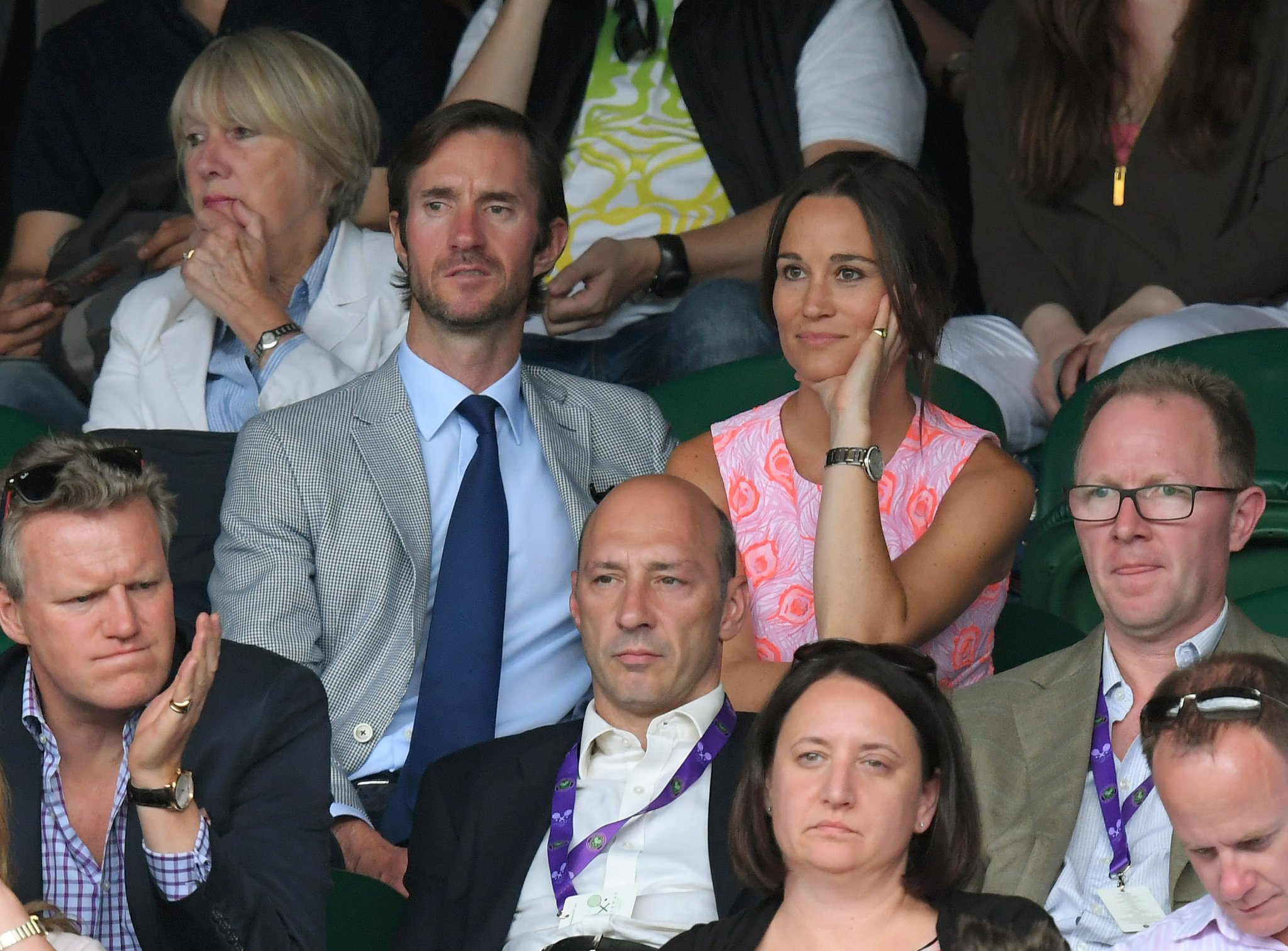 Pippa Middleton and James Matthews's Romance Is Over a Decade in the Making