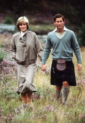Prince Charles Actually Met Princess Diana While He Was Dating Her Sister