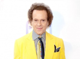 Richard Simmons Returns Home From the Hospital With Some Help From Police