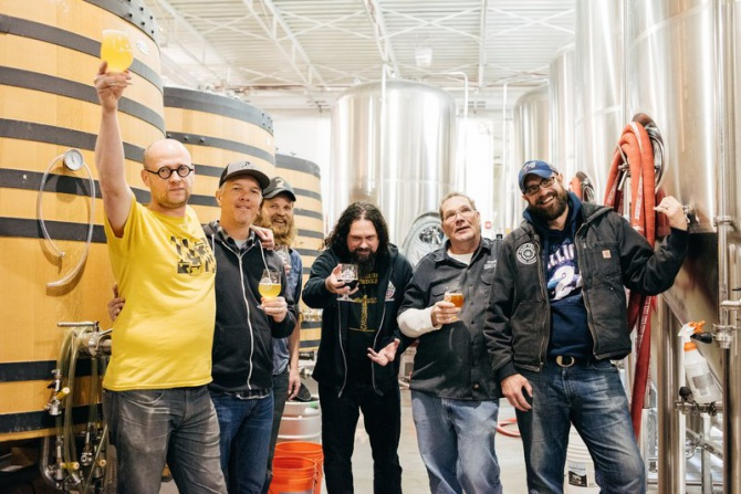 Sunn O))) and Scott Walker's Soused is now a terrifyingly-real beer (somehow, no, nobody had this idea already)