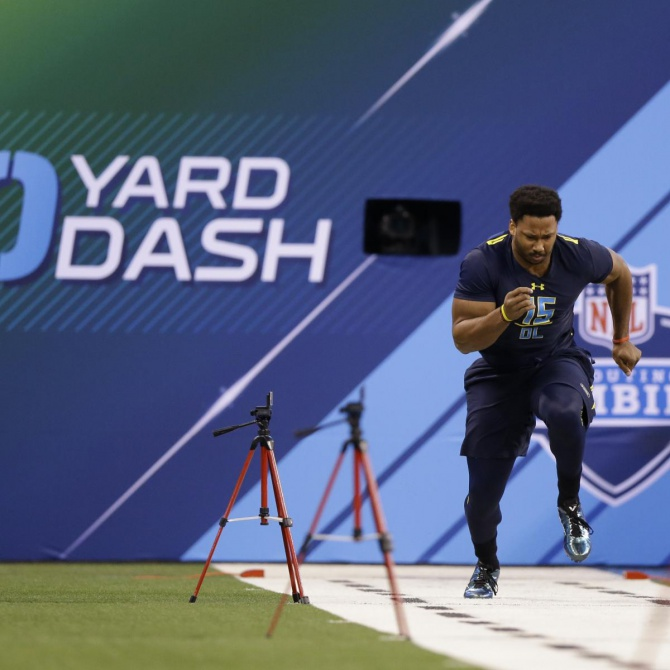 Survivor's Guide to Reaching the NFL Draft Without Losing Your Mind