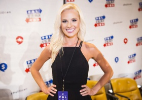 "Tomi Lahren Says She Was Fired From ""The Blaze"" And Is Now Suing Glenn Beck"