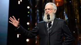 Watch David Letterman's Full Speech at the 2017 Rock & Roll Hall of Fame Ceremony